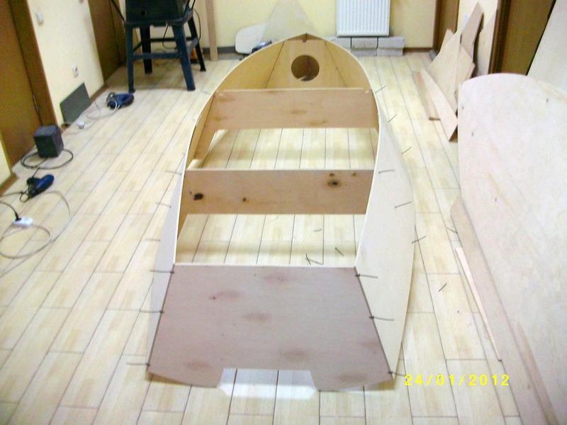 чертежи деревянной лодки для рыбалки своими руками