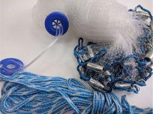 Плетение кастинговой сети