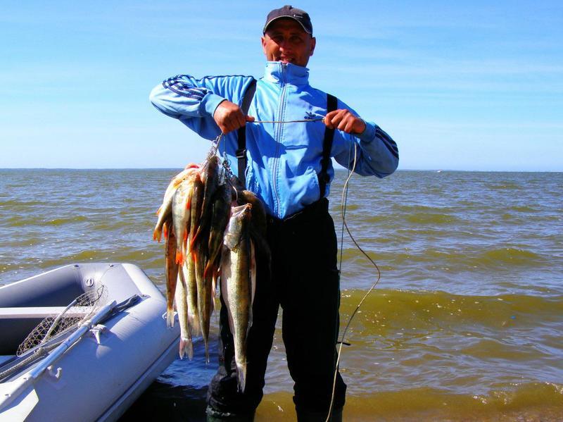 Рыбалка в калининградской области морская
