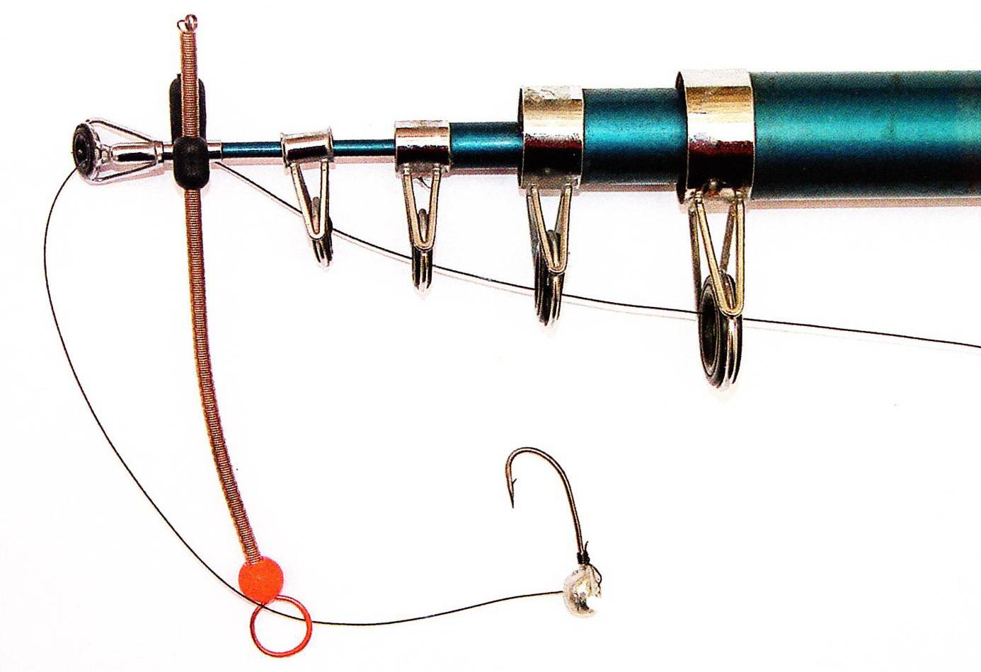 Мормышки для летней рыбалки на боковой кивок