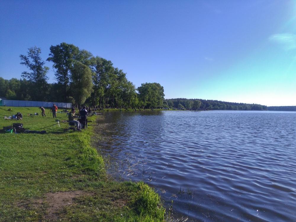 Река гжелка рыбалка платная