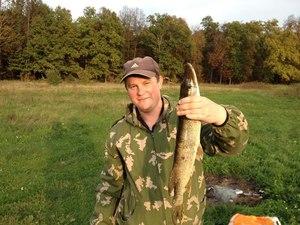 Рыбалка в Муроме и районе