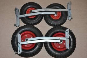 Правила создания транцевых колес