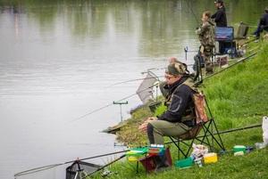 Рыбалка в Белой даче