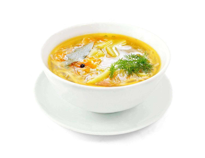 Суп из сёмги с пшеном рецепт пошагово
